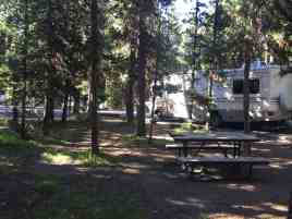 Grant Village Campground