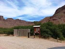 Upper Big Bend Camping Area
