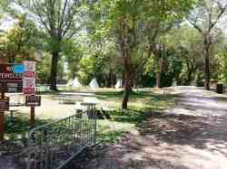 Fort Buenaventura Campground
