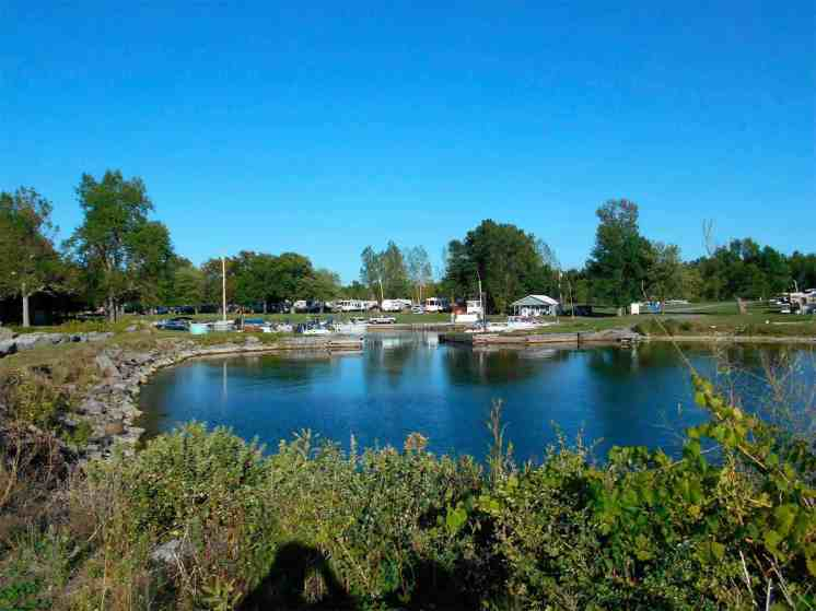 Hidden Harbor Campground & Marina