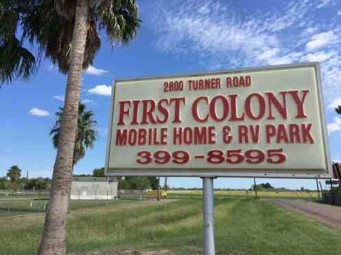 First Colony Mobile Home & RV Park