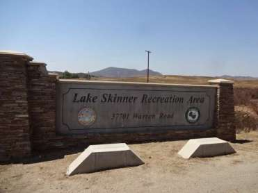 Lake Skinner Recreation Area Campground
