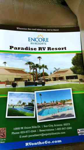 Paradise RV Resort
