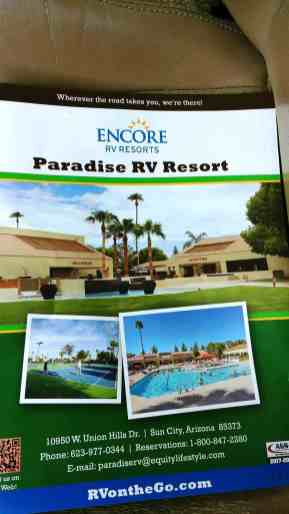 Paradise RV Resort
