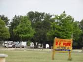 Old Settlers Park RV Sites