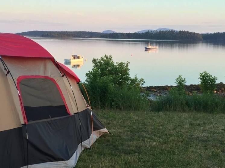 Acadia Seashore Camping and Cabins