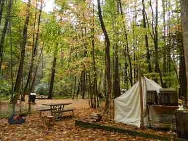 Cataloochee Campground