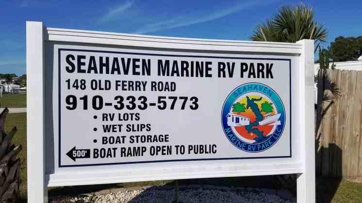 Seahaven Marine RV Park