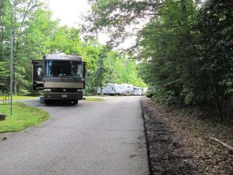 Prince William Forest RV Campground
