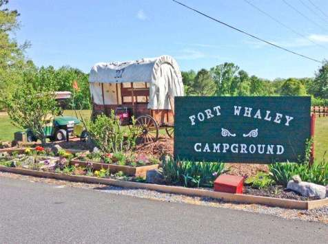 Fort Whaley Campground