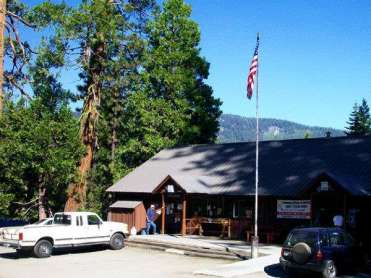 Wishon Village RV Park, Marina and Store