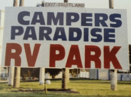 Campers Paradise RV Park