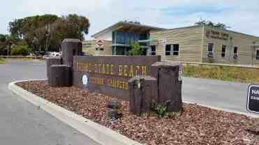 Oceano Campground at Pismo State Beach