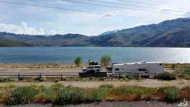 Topaz Lake Park Campground