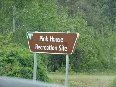 Pink House Recreation Site
