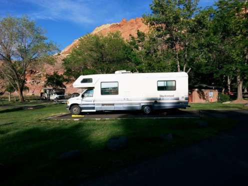 Fruita Campground