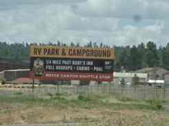 Ruby's Inn Campground and RV Park