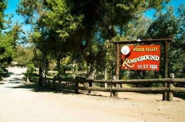 Woods Valley Kampground