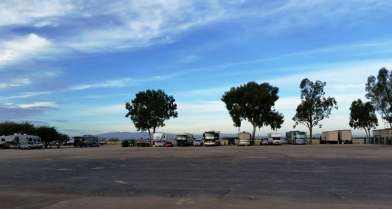 Pima County Fairgrounds RV Park