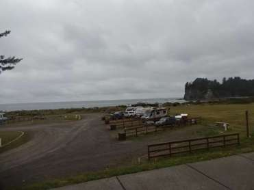 Quileute Oceanside Resort RV Park