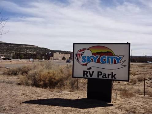 Sky City RV Park