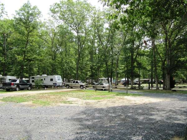 Country Oaks Campground Dorothy, New Jersey   RV Park