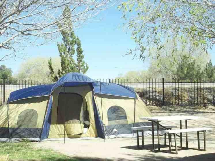 El Paso-West RV Park
