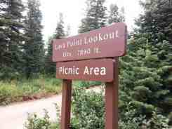 Lava Point Campground