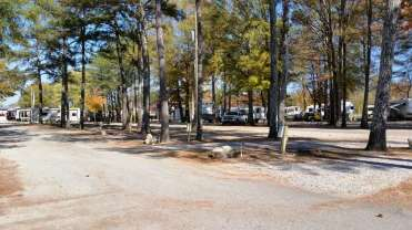 Camping World of Chattanooga Campground
