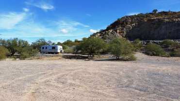 Snyder Hill BLM Camping Area