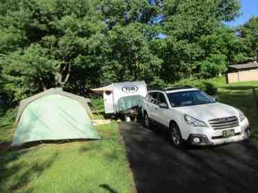 Big Meadows Campground