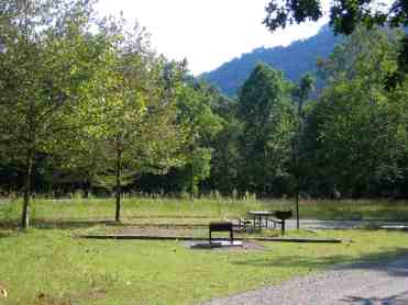 Army Camp Campground