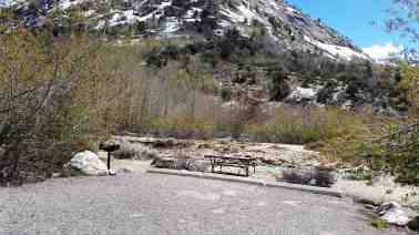 Thomas Canyon Campground