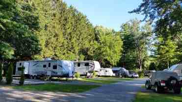 Kamp Across From the Dunes Campground