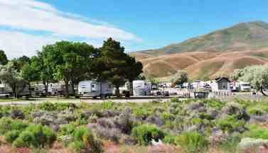 Elko RV Park at Ryndon