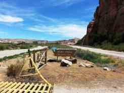 Dewey Bridge Campground
