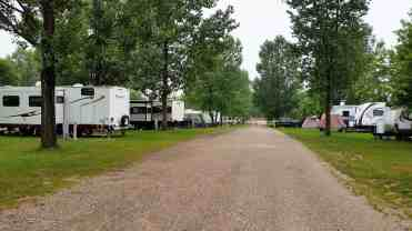 Silver Lake Resort And Campground Mears Michigan Rv