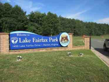 Lake Fairfax Campgrounds
