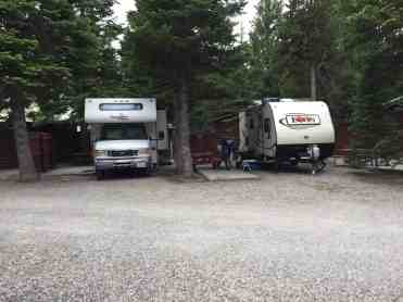 Wagon Wheel RV Campground and Cabins