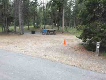 Baker's Hole Campground