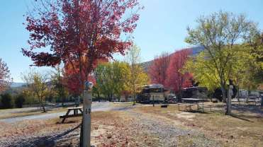 Raccoon Mountain RV Park