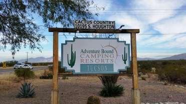 Adventure Bound Camping Resorts Tucson