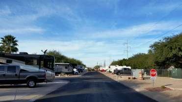 Far Horizons Tucson Village RV Sites