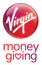 virgin money giving large