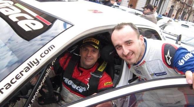 Automobilismo, il puteolano Gianfico si piazza 3° al Rally Città di Sperlonga