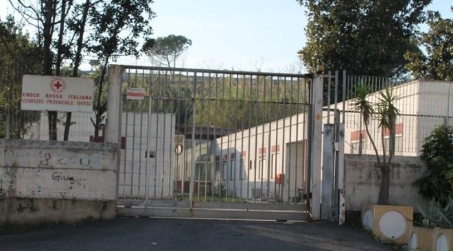 Pozzuoli, ennesima razia alla sede della Croce Rossa di Toiano