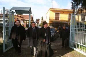 Vescovo Pascarella a Quarto 1