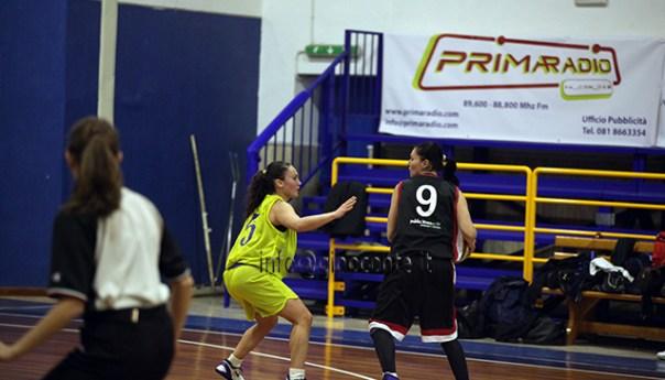 Paparo trascina il Flavio Basket alla vittoria nel derby contro Napoli