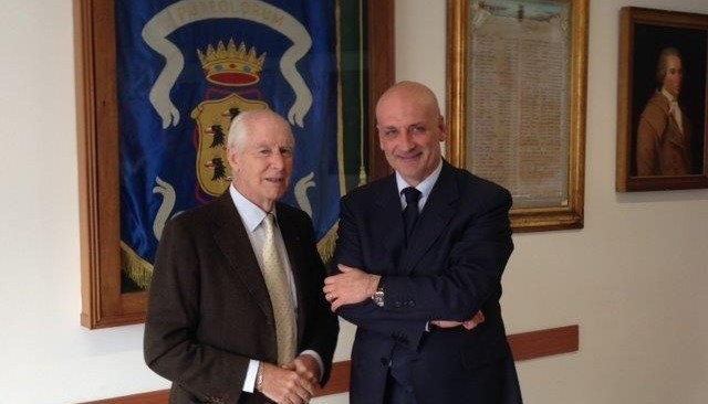 Pozzuoli, il sindaco incontra il presidente della Fondazione Banco di Napoli per l'Assistenza all'Infanzia. A maggio apre la residenza universitaria