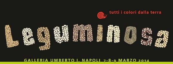 Leguminosa, il gusto a Napoli dal 7 al 9 marzo